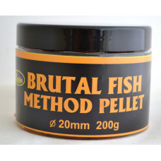Brutal fish method pellet 20 mm