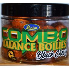 COMBO Balance boilies-Black cherry