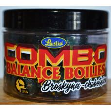 COMBO Balance boilies-Broskyňa-chobotnica