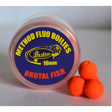 METHOD FLUO BOILIES 10 mm - brutal fish