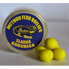 METHOD FLUO BOILIES 10 mm - sladká kukurica