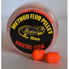 METHOD FLUO PELLET 10 mm - brutal fish