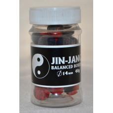 JIN - JANG BALANCED boilies 14mm - Broskyňa - Chobotnica