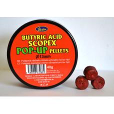 BUTYRIC ACID SCOPEX POP-UP pellets,13mm