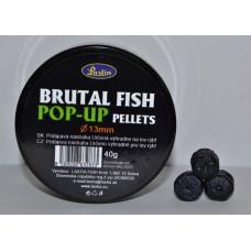 BRUTAL FISH POP-UP pellets,13mm