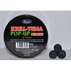 KRILL-TUNA POP-UP pellets,13mm