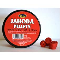 JAHODA PELLETS hook to bottom,priem.13 mm